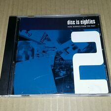 """DISC IS EIGHTIES Vol. 2 - RARE 12"""" VERSIONS CD. White China Positive Noise ABC"""