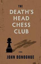 The Death's Head Chess Club: A Novel-ExLibrary