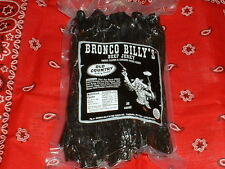 BRONCO BILLY'S  BEEF JERKY ORIGINAL OLD COUNTRY 30 Count Bulk Strips,Best by Far