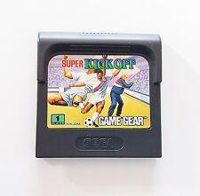 Game / Juego Super Kick Off Sega Game Gear (Original) (Eur) (SGG)