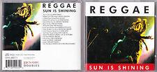 CD REGGAE SUN IS SHINING 17T BOB MARLEY/BORIS GARDINIER/ASWAD/PROPHET/MAYTONES