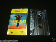 SIR MIX-A-LOT BABY GOT BACK AUSTRALIAN CASSETTE TAPE