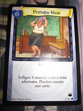 HARRY POTTER TCG CHEMIN DE TRAVERSE PERRUQUE BLEUE 53/80 COM FRANCAIS NEUF
