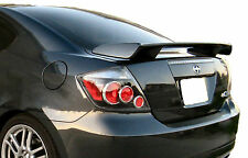 SCION TC FACTORY STYLE UNPAINTED REAR WING SPOILER 2005-2010