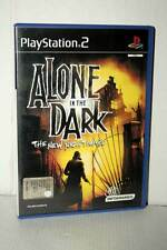 ALONE IN THE DARK THE NEW NIGHTMARE USATO OTTIMO PS2 VERSIONE ITALIANA DL2 49325