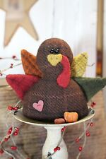I LOVE TURKEY SEWING PATTERN, From Cottonwood Creations NEW