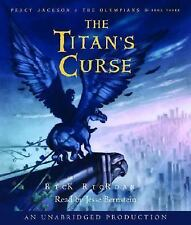 Percy Jackson and the Olympians: The Titan's Curse Bk. 3 by Rick Riordan...