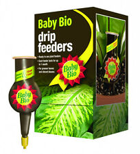 BABY BIO ORIGINAL DRIP FEEDER 40ML FOR HOUSE PLANTS FOR GREENER LEAVES