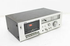 VINTAGE AKAI Stereo Cassette Player/Recorder gxc-706d