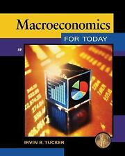 Macroeconomics for Today, by Tucker, 8th Edition
