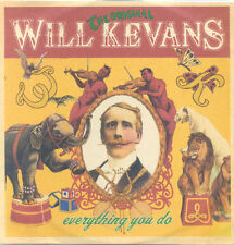 Will Kevans Everything You Do CD Single Promo Out There Scooby-Doo