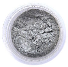 Nu Silver Metallic Luster Dust 4g for Cake Decorating, Fondant, Gum Paste