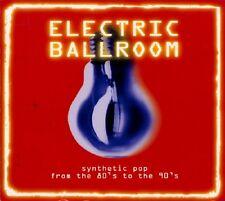 ELECTRIC BALLROOM Synthetic Pop - 2CD - Digipak - New Order, S.P.O.C.K, Ultravox