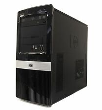 PC COMPUTER HP DX2400 MIDI TOWER E7500 4GB HD 250GB WINDOWS 7 FATTURA