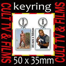 SHEMAR -  MOORE DEREK MORGAN - CRIMINAL MINDS - KEYRING 35X50MM #1
