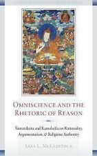 Studies in Indian and Tibetan Buddhism: Omniscience and the Rhetoric of...