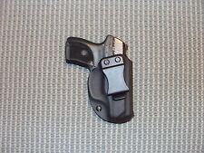 Ruger LC9/LC380 Kydex Holster Black Right Hand