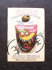 K702-Advertising Pubblicità-1974- OLIVOLI' SACLA'
