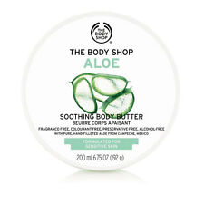 BODY Shop ◈ ALOE ◈ dolce nutriente corpo al burro idratante crema ◈ 200ml