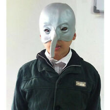 Slipknot Chris Fehn Long Nose Latex Mask Halloween Cosplay Props Fancy Dress F