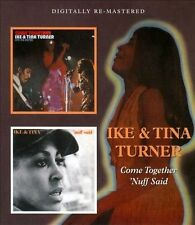 Come Together/'Nuff Said [PA] by Ike & Tina Turner (CD, Aug-2010, Beat Goes On)
