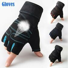 Fashion Women Men Ladies Gloves Fitness Gym Wear Weight Lifting Training Cycling