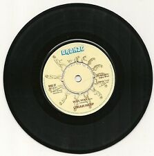 "URIAH HEEP WISEMAN + CRIME OF PASSION 7"" SINGLE 1977 BRONZE LABEL"
