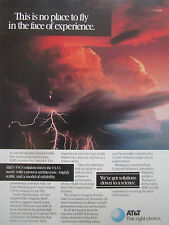 8/1991 PUB AT & T FAA VOICE SWITCHING CONTROL SYSTEM VSCS ATC THUNDER ECLAIR AD