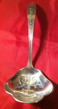 WEDGEWOOD- INTERNATIONAL STERLING GRAVY LADLE