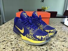 2010 Nike Zoom Kobe V NBA CHAMPS 5 RINGS 386429-702 Men US 8