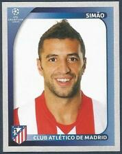 PANINI UEFA CHAMPIONS LEAGUE 2008-09- #089-ATLETICO MADRID-SIMAO