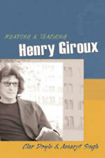 Reading And Teaching Henry Giroux Doyle  Clar 9780820481753