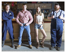 """LETTERKENNY"" Cast--Glossy 8x10 Photo"