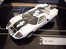 FORD GT 40 FLY 96033 LA BELLEZA DEL SLOT CAR BOXED Ltd Ed CD BROCHURE NIB RARE