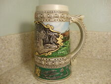 "Coors Beer Stein 1990 Edition ""1935"" Print advertisement Ships In 24 Hrs"
