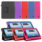 "FOLIO Leather Case Pouch Cover Skin w/ stand for NEXTBOOK Premium 8"" Tablet"