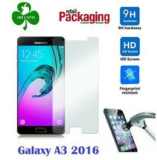 Premium Tempered Glass™ For Samsung Galaxy A3 2016 Screen Protector Film Guard