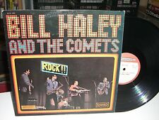 33 TOURS / LP--BILL HALEY AND THE COMETS--ROCK !!! ROCK ROCK