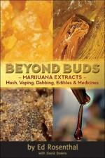 BEYOND BUDS - ED ROSENTHAL (PAPERBACK) NEW