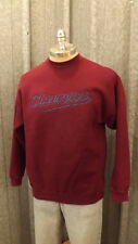 Vtg  Chevrolet Sweatshirt by Tultex sz Lrg  Large Embroidered Logo