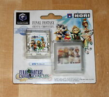 Final Fantasy Crystal Chronicles Memory card - Hori - Gamecube - Neuf / New