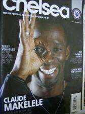 Chelsea Football Club Magazine February 2007 Makelele