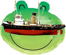 "Model Boat Plans Digital 1/48 Scale 35"" EMPIRE CLASS WW2 TUG  4 R./C Plan on Cd"