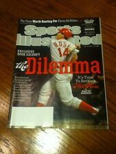 Pete Rose Cincinnati Reds Sports Illustrated