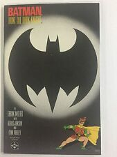 BATMAN, The Dark Knight Returns #3, (1986), 1st Print, Frank Miller, FREE S & H