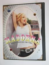 Madonna - What It Feels Like for a Girl (DVD, 2001, DVD-Single)