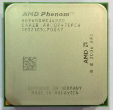 AMD Quad Core CPU Phenom X4-9600 2.3GHz Socket AM2+ HD9600WCJ4BGD