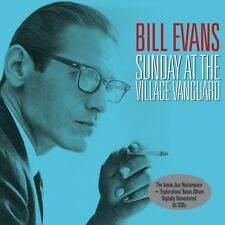 Bill Evans - Sunday at the Village Vanguard - Live Recording (2CD) NEW/SEALED