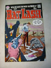 BAT LASH #6 COVER ART original approval cover proof 1960's CARDY!!