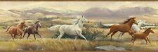 Chespeake-Open Range Horses WALLPAPER BORDER